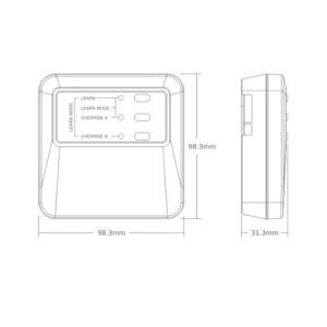 "Termostat Poer Smart – modul ""comanda pornit – oprit centrala"" termostat poer smart-modul comanda pornit-oprit centrala Termostat POER Smart-modul comanda pornit-oprit centrala termostat poer smart modul comanda pornit oprit centrala 03 300x300"