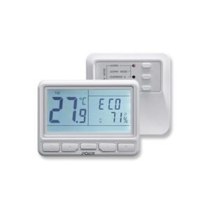 Termostat Poer Smart cu control local