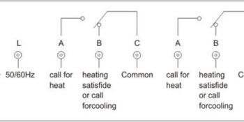 Cablare receptor Poer Smart - legaturi centrala  Home cablare receptor poer smart legaturi centrala 01 350x175