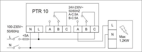 Cablare receptor Poer Smart - legaturi centrala  Cablare receptor Poer Smart – legaturi centrala cablare receptor poer smart legaturi centrala 03 600x223