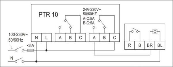 Cablare receptor Poer Smart - legaturi centrala  Cablare receptor Poer Smart – legaturi centrala cablare receptor poer smart legaturi centrala 05 600x232